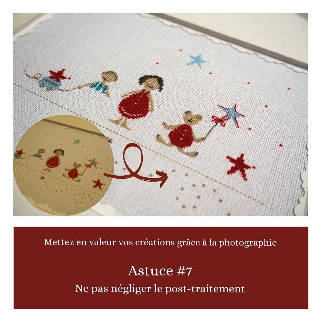 Astuce photo no 7 : ne pas négliger le post-traitement