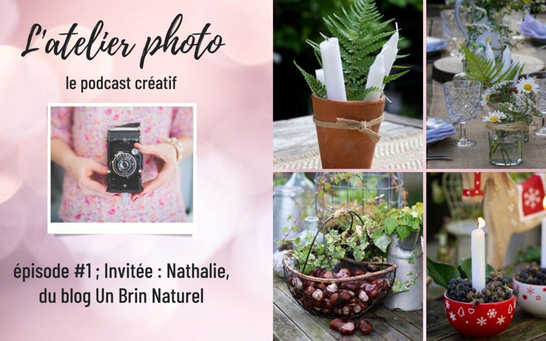 Le podcast L'Atelier Photo – Episode 1