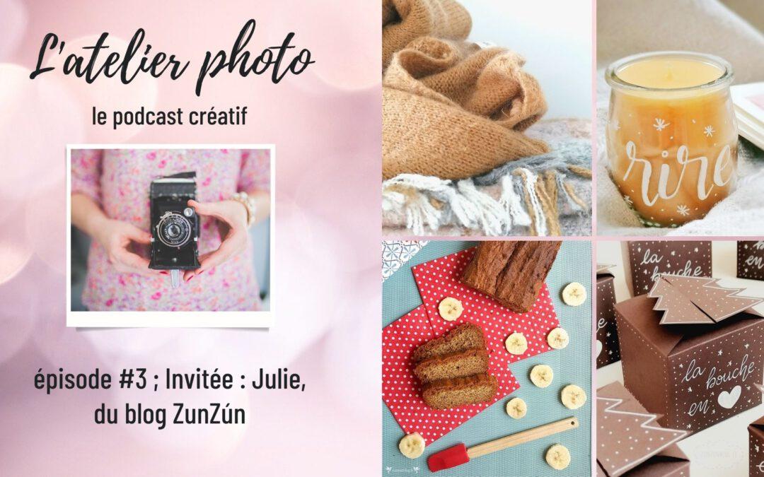 Le podcast L'Atelier Photo – Episode 3
