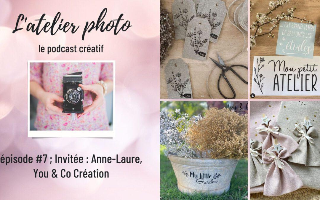 Le podcast L'Atelier Photo – épisode 7