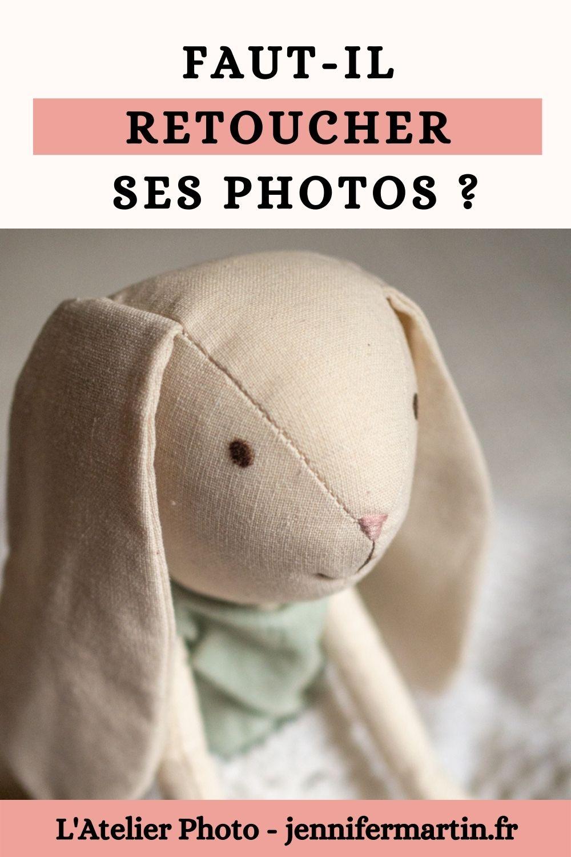 L'Atelier Photo   Faut-il retoucher ses photos ?