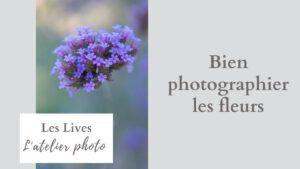 Les Lives de l'Atelier Photo   Bien photographier les fleurs