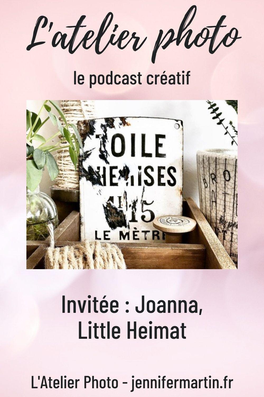L'Atelier Photo   Podcast #10 - Little Heimat