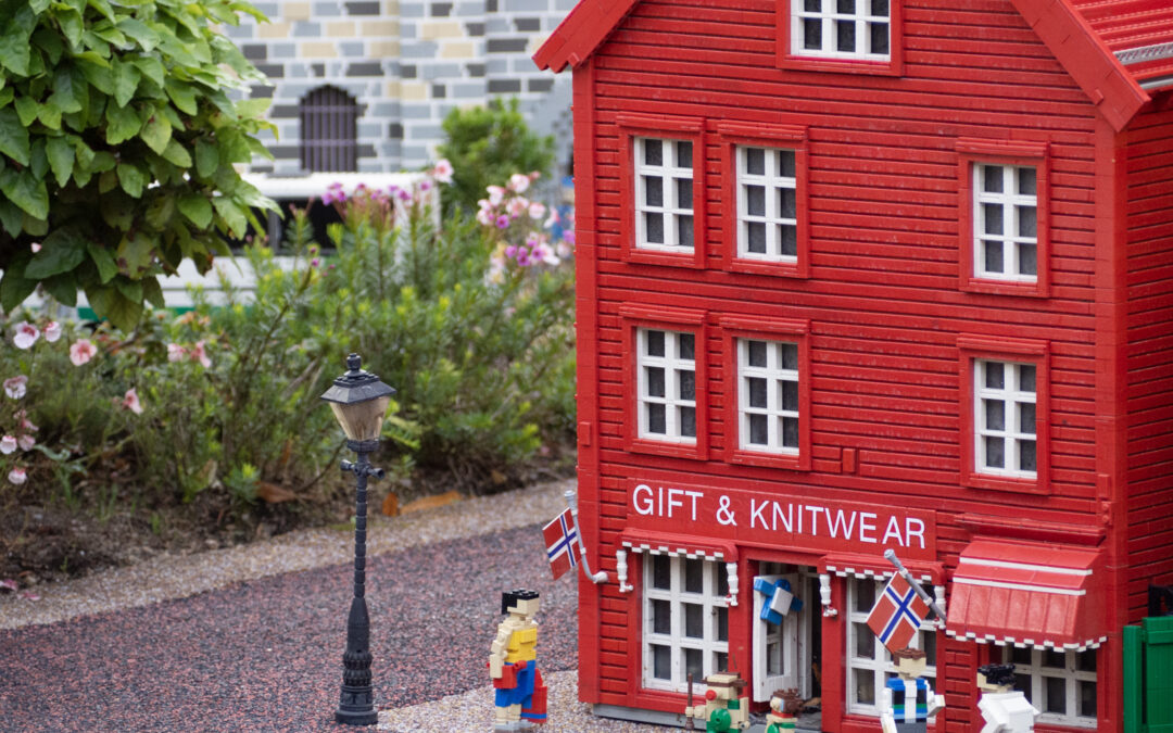 Carnet du Danemark #6 – au pays des Lego