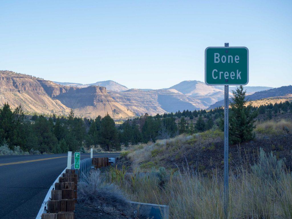 Bone Creek, Oregon : où nous avons observé l'éclipse