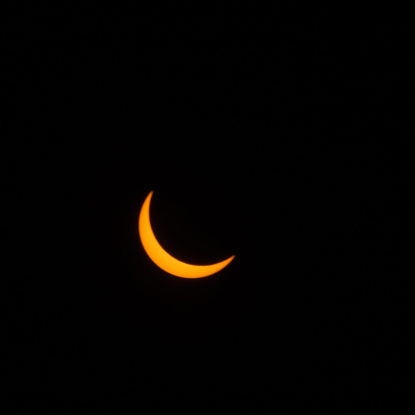 Eclipse de soleil du 21 août 2017
