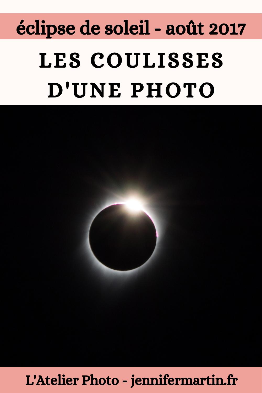 L'Atelier Photo | Eclipse de soleil du 21 août 2017