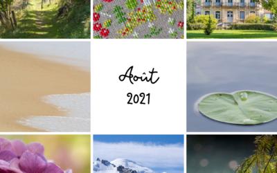 Mon projet photo 365 – août 2021