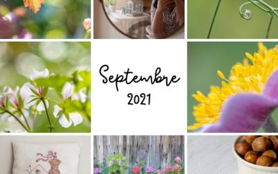 Mon projet photo 365 – septembre 2021