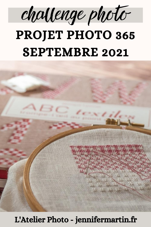 L'Atelier Photo   Projet 365 - Septembre 2021